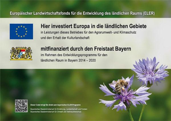 Europäischer Landwirtschaftsfonds für die Entwicklung des ländlichen Raums: Hier investiert Europa in die ländlichen Gebiete